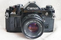 好成色 佳能 A-1+FD 50mm f1.8/50mm f1.4 A1胶卷相机 AE-1升级版