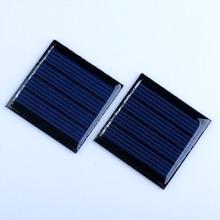 件2V 模型 电子元 60MA 电池 太阳能电池板航模模具配件