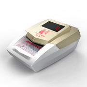 Rongzheng counterfeit machine small portable mini home office smart voice commercial new version of the RMB counter
