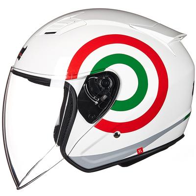 德国坦克Tanked Racing四季摩托车头盔男女T536电动车踏板车半盔