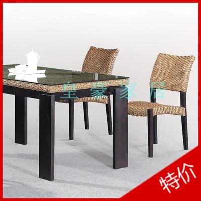 藤艺餐桌椅家具哪个好