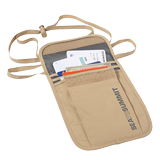 Seatosummit mobile phone diagonal bag travel security invisible close-to-body passport document receipt bag card bag