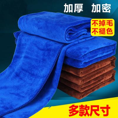 汽车用洗车擦车毛巾细纤维纳米毛巾吸水洗车巾洗车布擦车巾擦车布