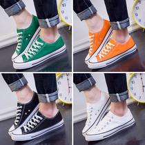 夏季风复古发型师男鞋子韩版学院日系潮鞋漆皮英伦小皮鞋