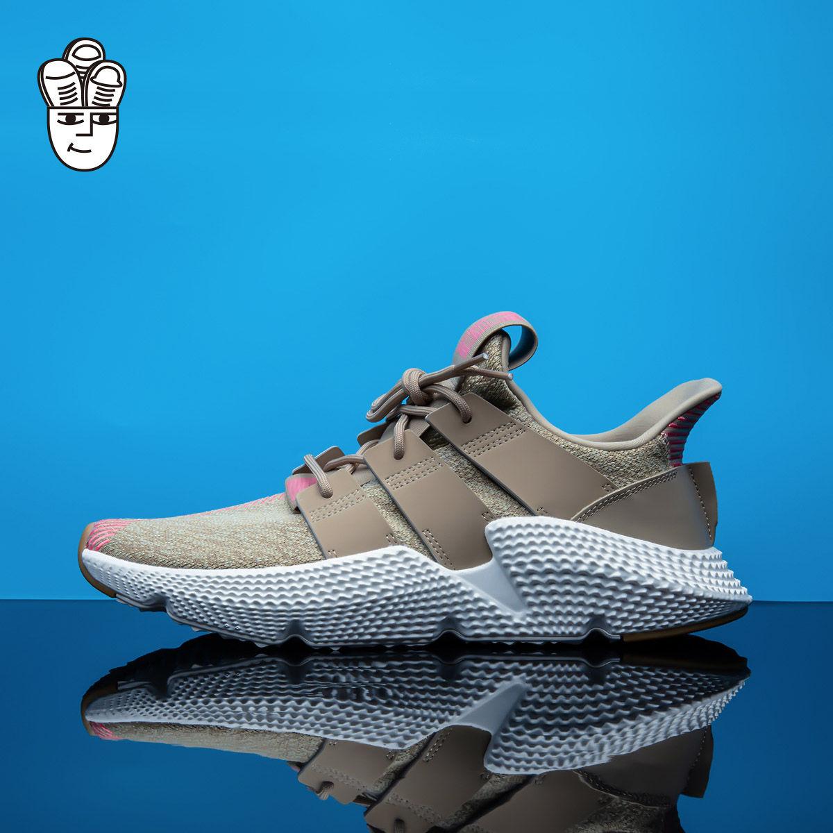 Adidas Prophere 阿迪达斯男鞋 爆米花复古跑鞋 运动休闲鞋