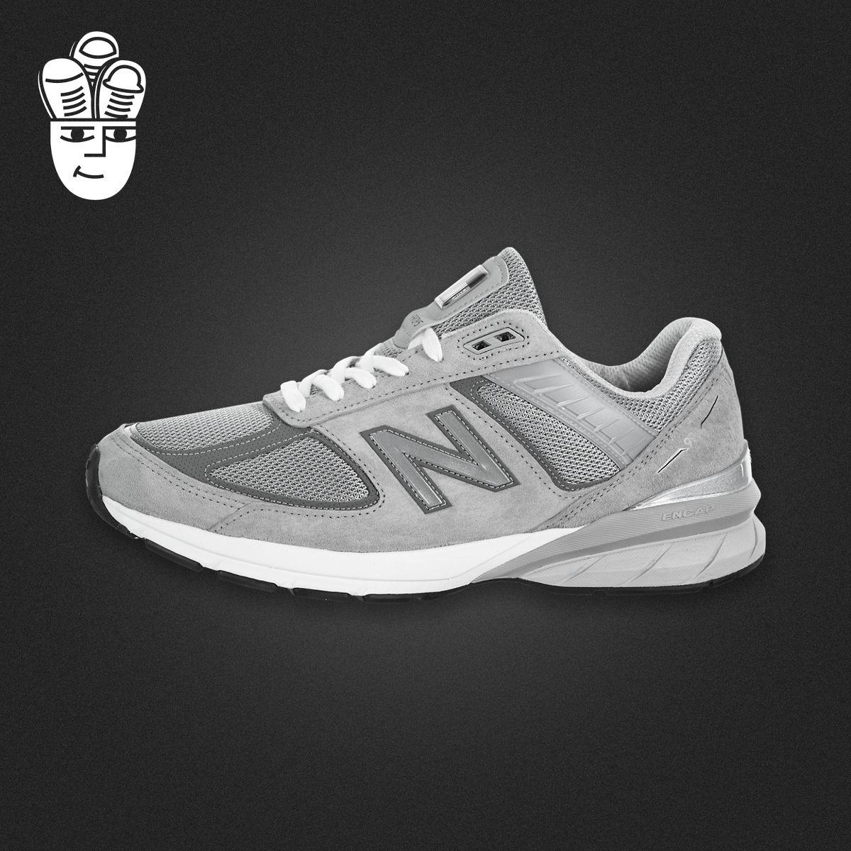 New Balance 990v5 (2E Wide) NB男鞋 经典复古跑步鞋 运动鞋