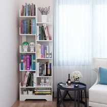 Bookshelf Landing simple Modern simple living room tree frame child students solid wood combination creative small Bookcase