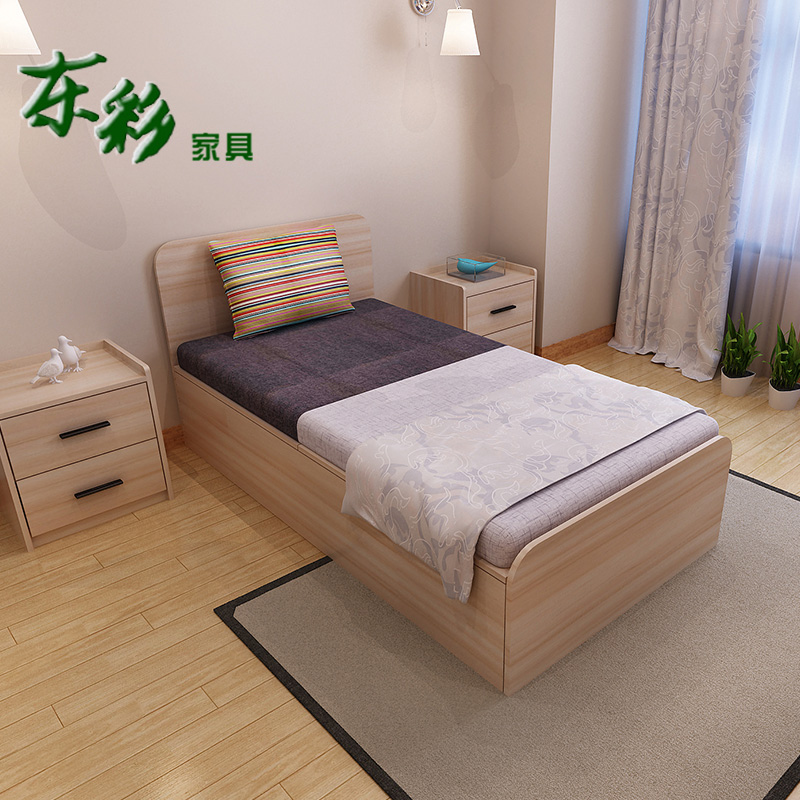 日式高箱床
