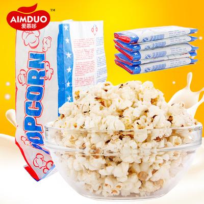 微波炉爆米花100g*15 膨化食品奶油玉米花办公室零食小吃整箱批发在哪买