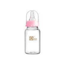 亲多玻璃奶瓶标准口径防胀气防吐奶新生婴儿奶瓶母婴用品