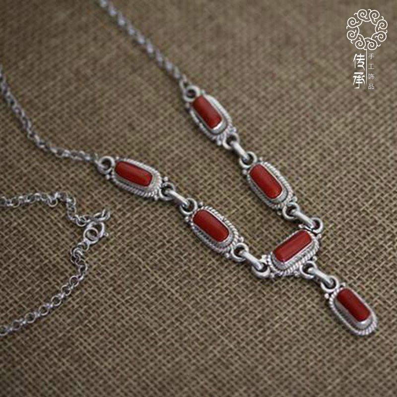 尼泊尔藏式项链