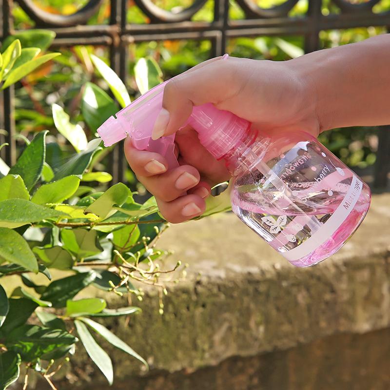 手压式洒水壶园艺喷水壶浇花神器喷雾瓶喷壶多肉植物喷水瓶