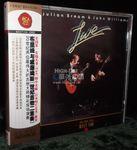 星外星正版CD布里姆与威廉姆斯吉他二重奏专辑无损音质光盘单碟片