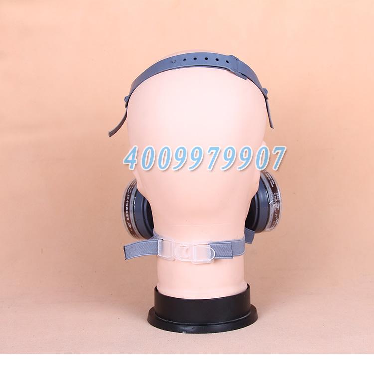 劳卫牌防毒口罩防尘面具喷漆电焊化工气体防异味透气防毒面罩包邮