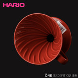 HARIO Japan original imported genuine V60 Ota firing ceramic filter cup hand-brewed coffee drip filter cup VDC