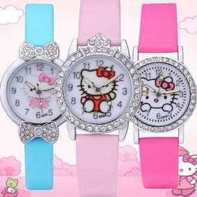 儿童手表小女孩男孩电子石英表小学生可爱卡通表女童表儿童腕表