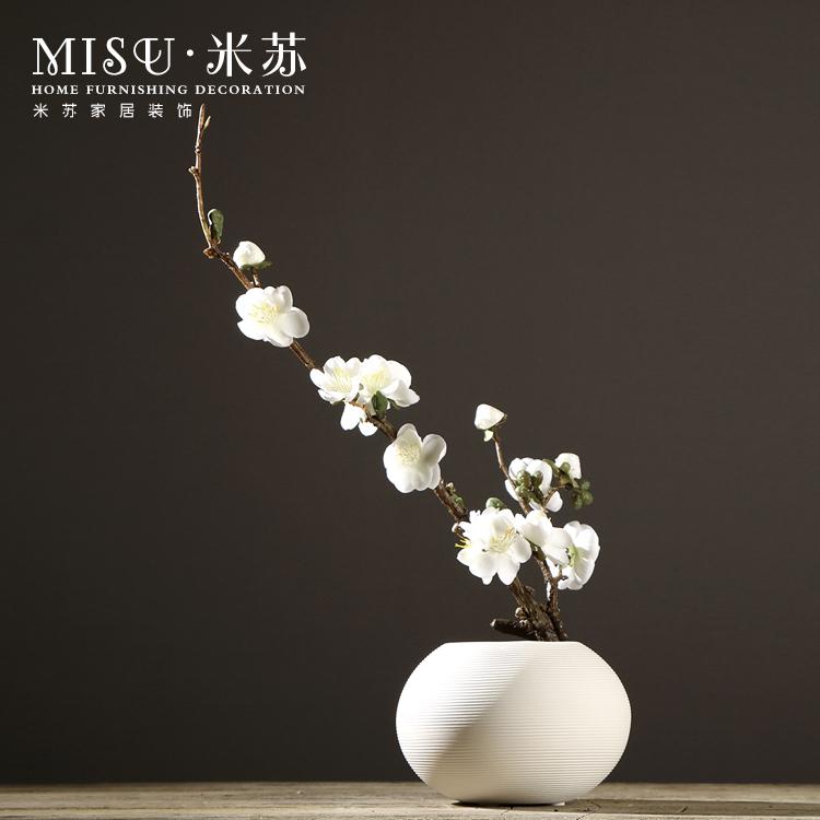 梅花 客厅 花瓶