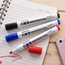 Water-borne erasable children's color red-blue blackboard pen non-toxic office stationery