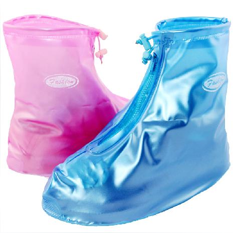 包邮 套儿童雨鞋 防雨鞋 防水鞋 套女加厚底雨鞋 套男女防滑雨鞋 时尚