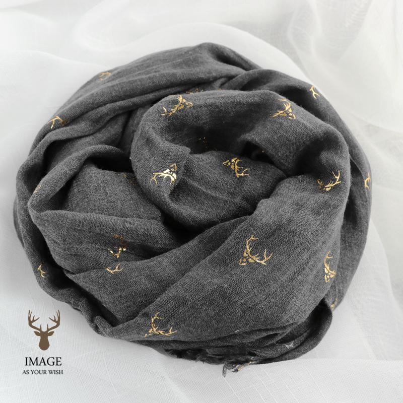Женские шарфы из хлопка Артикул 566213901993