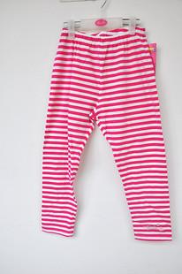 特价 丽婴房专柜正品芭比童装女童打底裤 春秋款九分裤
