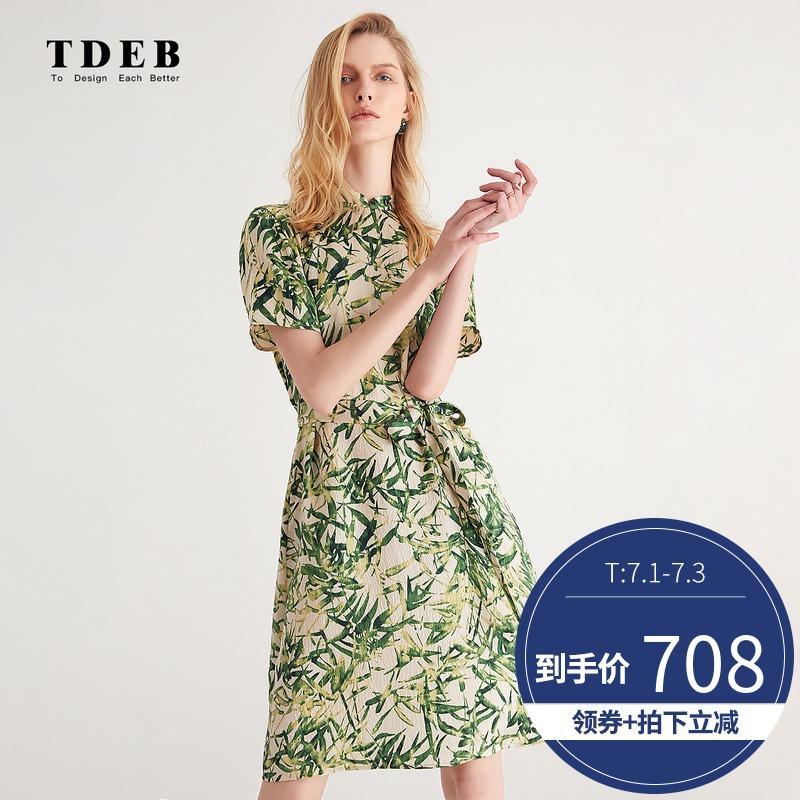 TDEBT21-18L100旗袍