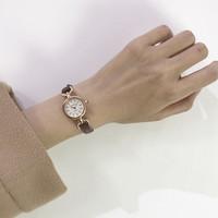 手表女皮带小表盘