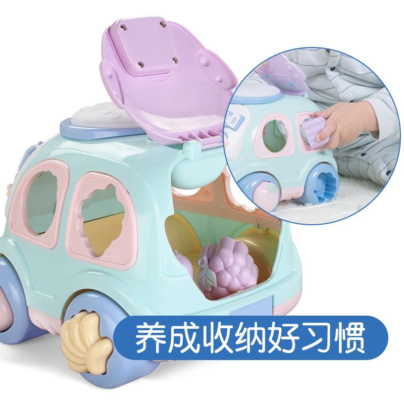 优乐恩婴儿练爬行引导玩具6-12个月0岁1电动学爬神器仿真宝宝训练