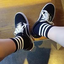 冬季新款皮面休闲鞋系带平底学生板鞋跑鞋2018加绒小白鞋女运动鞋