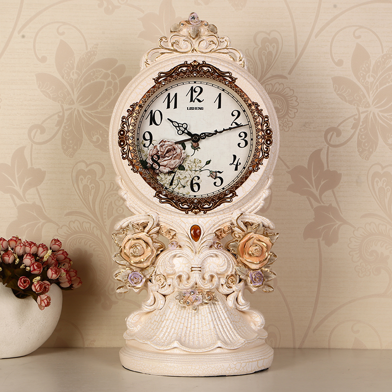 欧式风格座钟