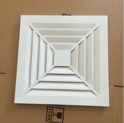 集成吊顶换气扇面板排气300扇排风扇面罩通用嵌入式吊顶通风扣板