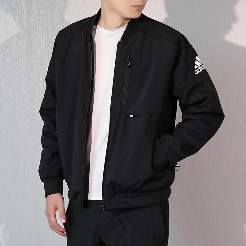 adidas阿迪达斯运动套装男训练夹克长裤DX7192 DT2483