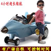 廣場新款兒童電動車