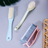 Laundry brush soft hair household washing shoes brush special super soft does not hurt clean shoes wash shoes brush artifact plate brush bristles