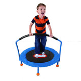 American small Tektronix happy small trampoline children trampoline home baby toy trampoline indoor outdoor folding