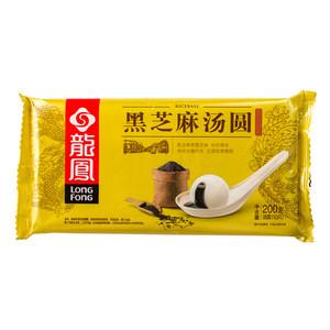 龙凤黑芝麻汤圆200g 元宵 面点 早餐2件起售