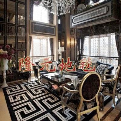 欧式古典地毯