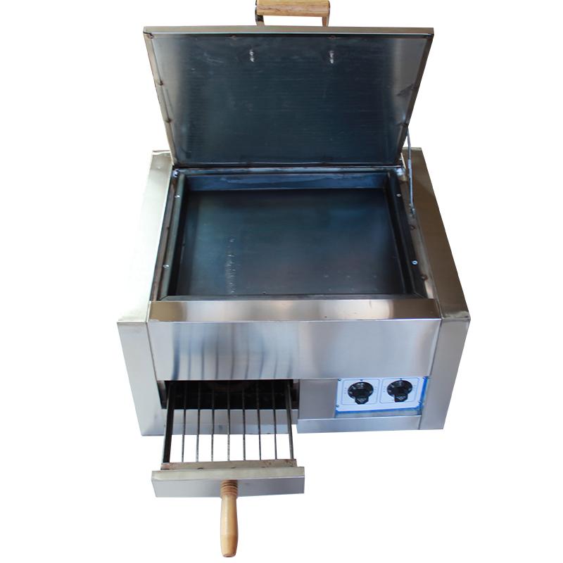厂家直销驴肉大火烧炉烧饼炉 老潼关肉夹馍烤4421BQ单抽屉烤箱