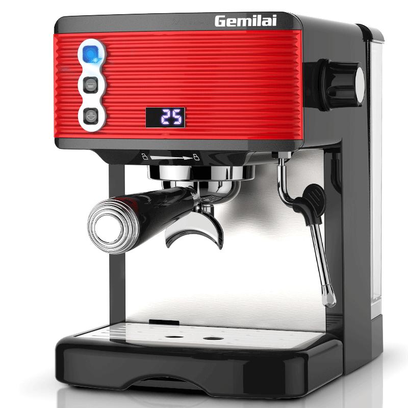 格米莱咖啡机CRM3601