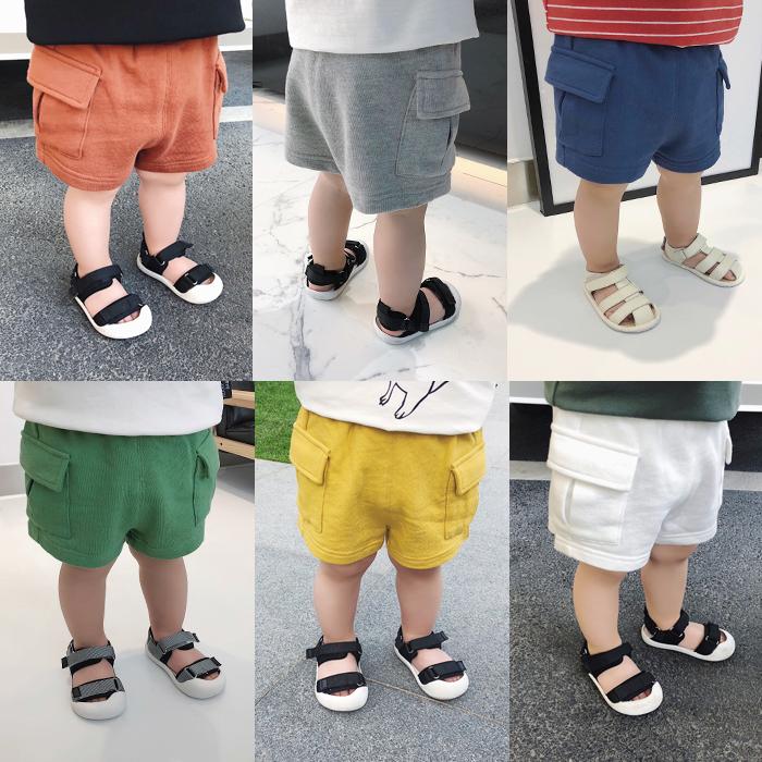 儿童休闲短裤