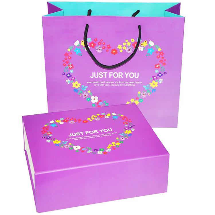 进口14岁以上零食大礼包套餐礼盒一箱的送女友情人节生日礼物包邮