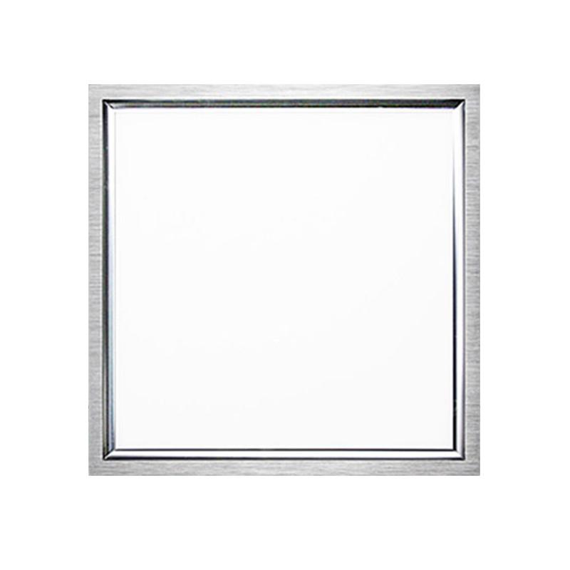工程灯石膏板铝扣板面板灯嵌入式 600x600 平板灯 60x60LED 集成吊顶