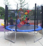 Children trampoline trampoline large trampoline game equipment outdoor warm-up game equipment and props rental