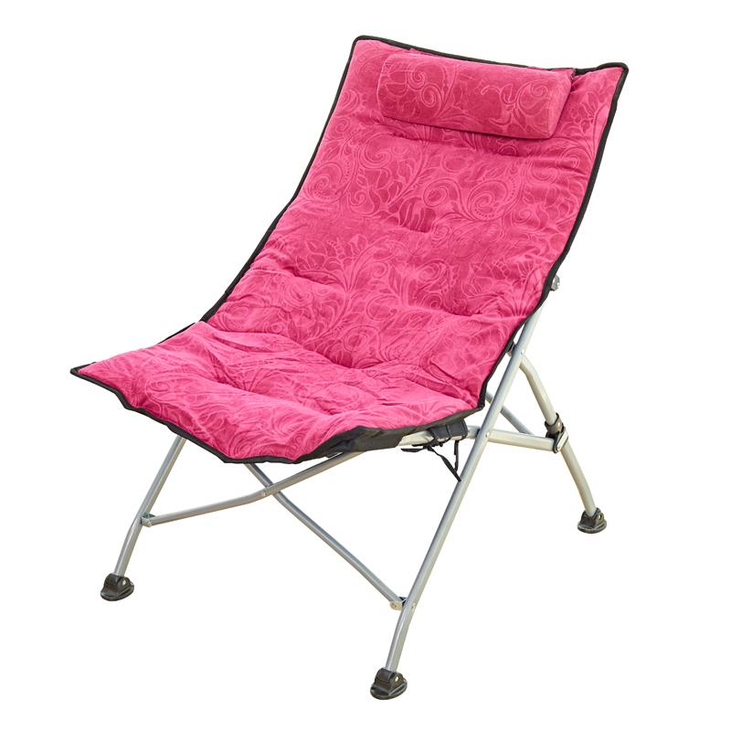 加固办公室午休椅折叠躺椅午睡椅子靠背椅孕妇休闲椅太阳椅子