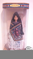 Purchasing Barbie Doll Toy 1999 Indian 20th Anniversary Collector's Edition Gift Gift Girl Child