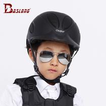 品质儿童马术头盔儿童骑马头盔小孩骑马头盔安全透气BCL211421