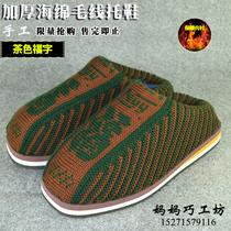 男女武术练功未定保暖鞋太极棉鞋道士轮胎底易武堂品牌冬季