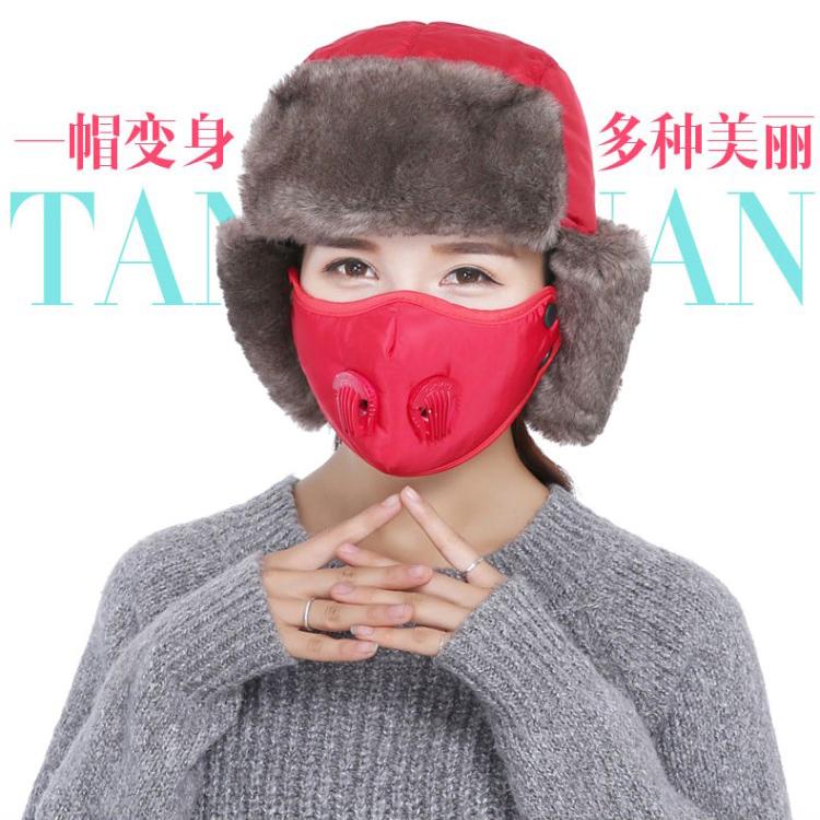 韩版冬装帽子