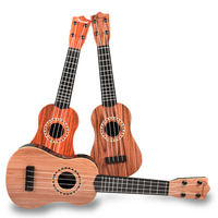 Children's music small guitar can play 21 inch ukulele simulation instrument piano men and women baby toys 3-12 years old