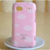Sensation g14手机套G18保护套卡通防摔保护壳女 韩国eco进口HTC